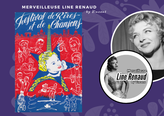 PROGRAMME: Festival de Rires et de Chansons 1950 V1
