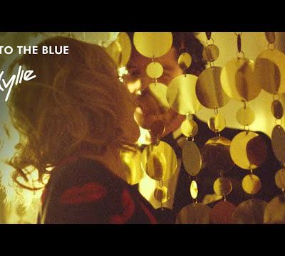 """KYLIE MINOGUE """"Into the blue"""""""