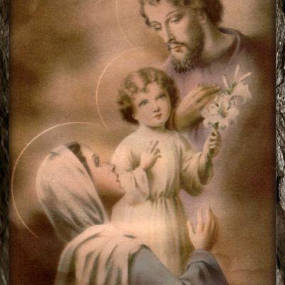 La véritable Fête des Pères , en ce Carème