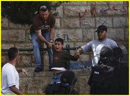 Israël : la prison pour les enfants de moins de 14 ans ?