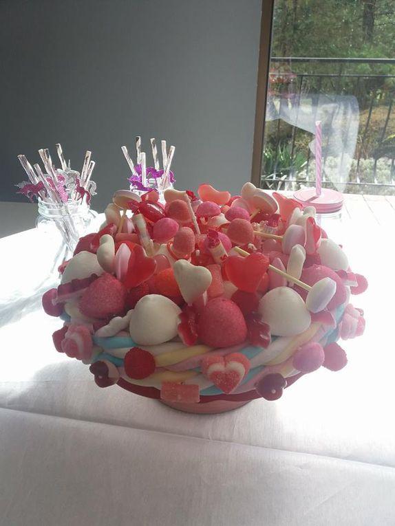 Bonbon Factory mon partenaire gourmand pour des gâteaux de bonbons toujours réussis