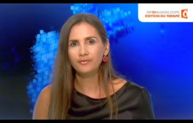 [2012 06 12] LAETITIA BROULHET - FRANCE O - INFO GUADELOUPE @07H15