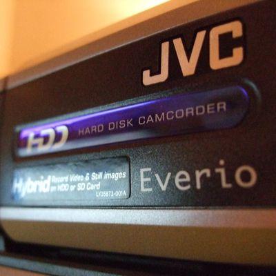 Las mejores videocámaras JVC HDD