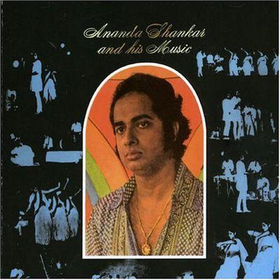 """Ananda Shankar - """"Ananda Shankar and his music"""" (1975)"""