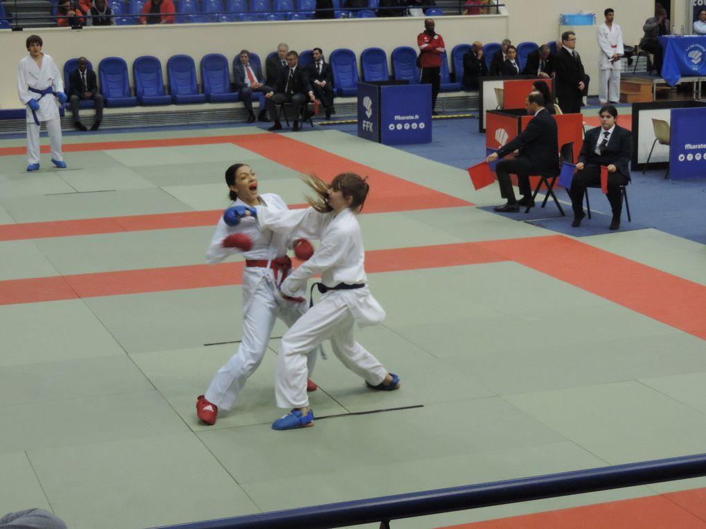 Championnat d'Ile de France cadets juniors