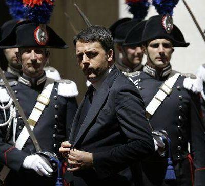 La révolution institutionnelle italienne