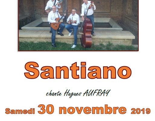 Santiano chante Hugues Aufray
