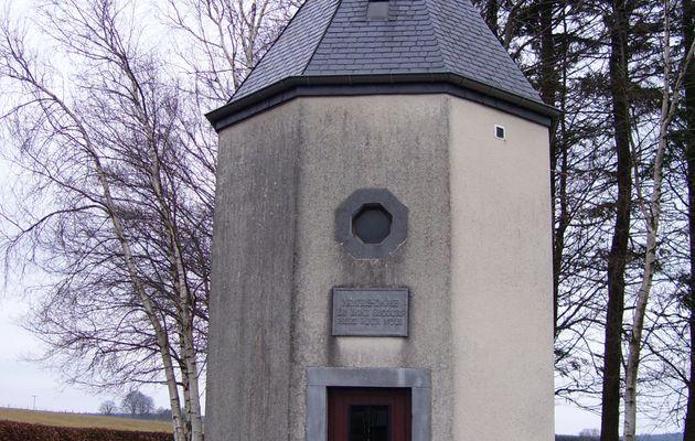 Historique de la Chapelle de Tronquoy