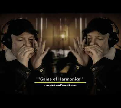 Game of Harmonica  - Paul Lassey - Harmonica C