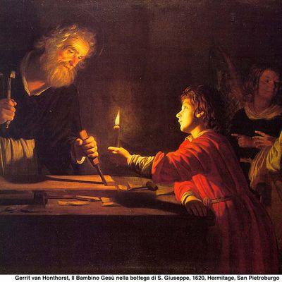 1er mai : Saint Joseph artisan
