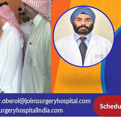 Dr. IPS Oberoi Best Joint Replacement Surgeon In Delhi India Helped Global Patient To Fix His Knee Pain