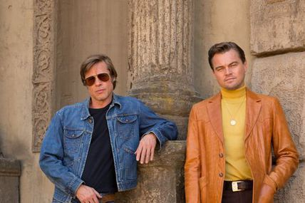 ONCE UPON A TIME IN HOLLYWOOD, PREMIERE BANDE-ANNONCE !