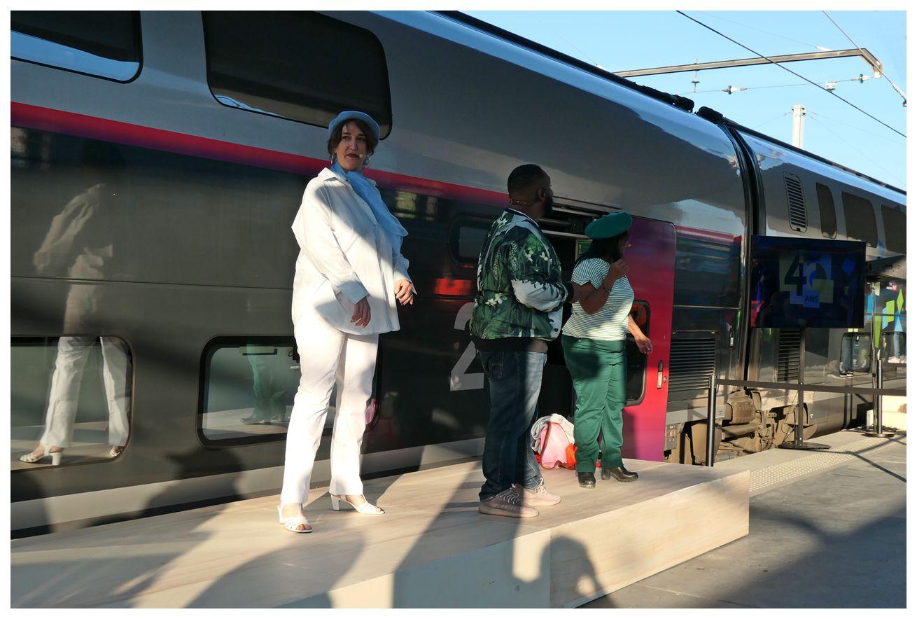 Les 40 ans du TGV
