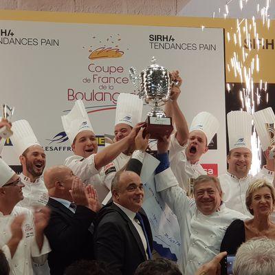 15ème Coupe de France de la Boulangerie 2021