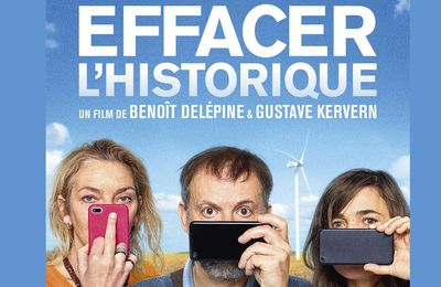 EFFACER L'HISTORIQUE Bande Annonce (2020) Blanche Gardin, Vincent Lacoste, Benoît Poelvoorde