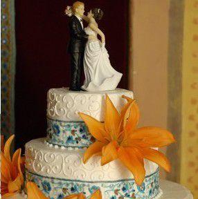 Une décoration de mariage top avec ma déco de gateau