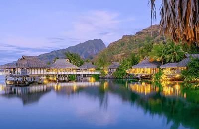 La Polynésie française, l'une des plus belles destinations de vacances