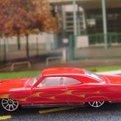 '65 PONTIAC BONNEVILLE HOT WHEELS 1/64 - car-collector.net