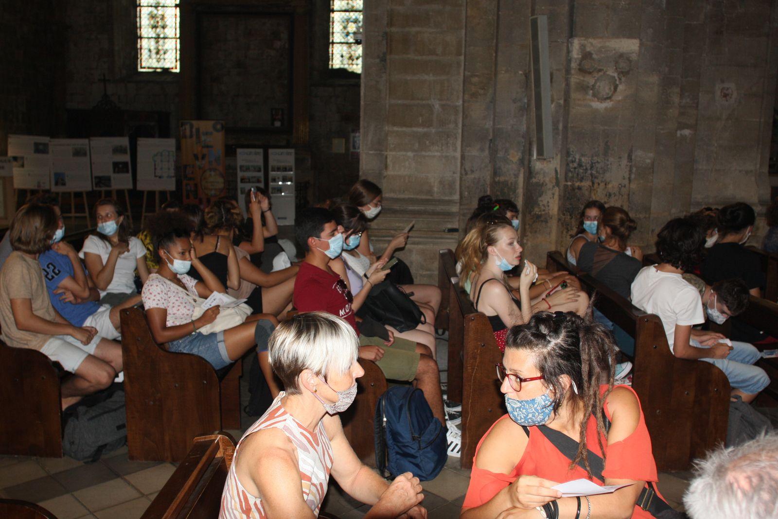 Concert à la cathédrale