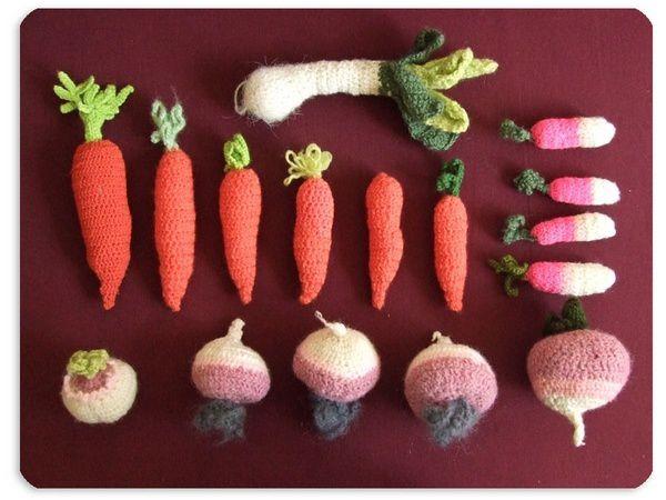 Album - des légumes...