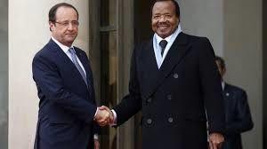En se rendant le 3 juillet, dans la dictature camerounaise installée par l'armée française, Hollande niera-t-il la guerre et les massacres français au Cameroun ?