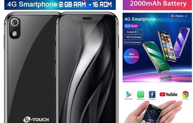 MINI SMART PHONE 4G K-TOUCH I9S