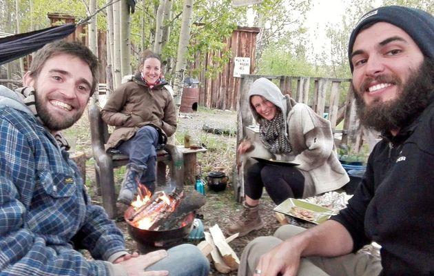 Canada - Celui qui rencontrait une hippie