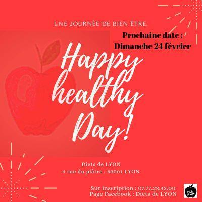 HAPPY HEALTHY DAY