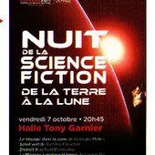 Programme de la Nuit de la SF - Le blog de Michel Dubat