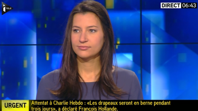 ALICE ROUGERIE - ITELE - EDITION SPECIALE