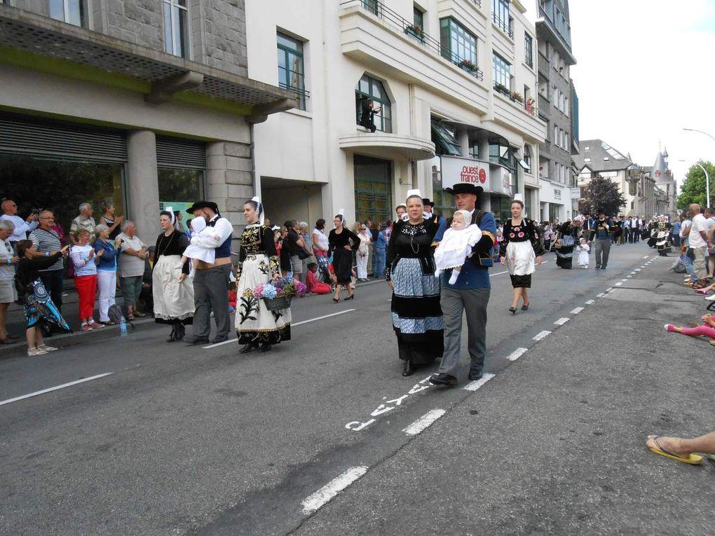 Festival de Cornouaille/Quimper
