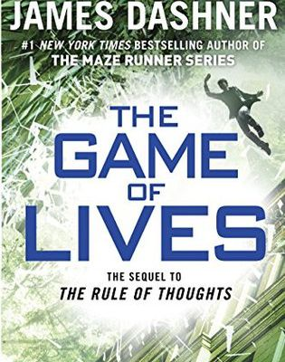 Online Book: The Game of Lives (The Mortality Doctrine #3) ◬≗˜ [James Dashner]