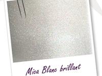 La nacre minérale de MICA, il existe actuellement une quinzaine de couleurs différentes, de quoi avoir du choix pour colorer ses cosmétiques selon ses goûts :)