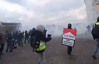 La France au seuil d'une révolution? Le sondage alarmant de l'Ifop