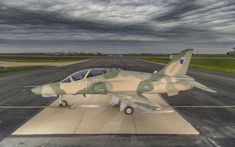 Oman réceptionne ses quatre premiers Hawk 103