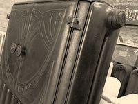 Radiateurs chauffe-plats fabriqué en France période Art-Décoratif 1920-1925