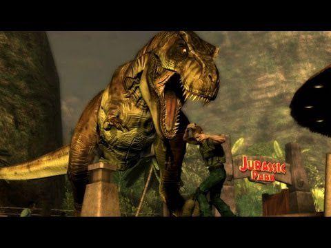 Jurassic Park de Telltale Games