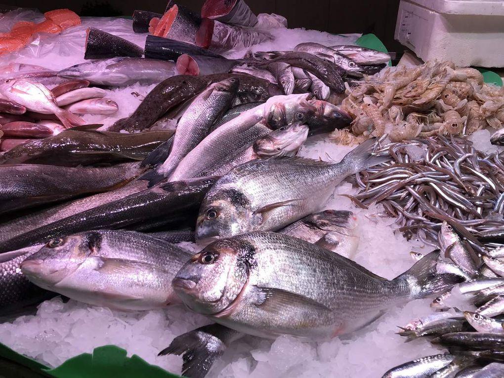 Humanity- Barcelona- La Boqueria Food Market