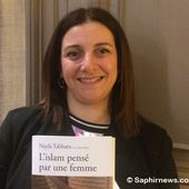 "Saphirnews / Nayla Tabbara : ""Islam : Laissons le Coran vibrer en nous"" - Groupe d'Amitié Islamo-Chrétienne (GAIC)"