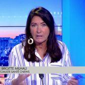 Brigitte Milhau sur CNews : « 1 enfant sur 5000 aura un problème cardiaque »