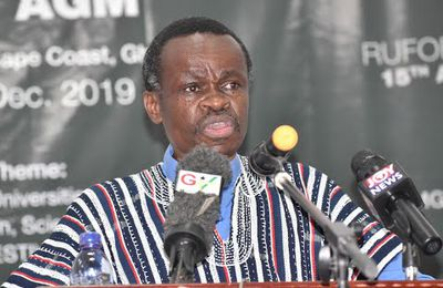 "Prof. Patrick Loch Otieno Lumumba talks about ""Making Africa Work for Africa"""