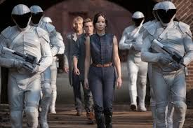 "Hunger games 2  ""L'embrasement "" ( Hunger Games: catching fire )"