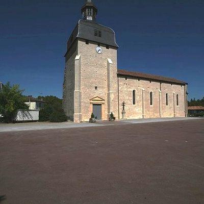 Eglise fortifiée de MAGESCQ
