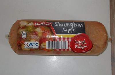 Aldi Pottkieker Shanghai Suppe