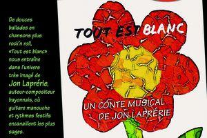 """""""Tout est blanc"""" - conte musical de Jon"""