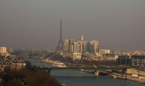 Pic de pollution aux particules en Ile-de-France ce 13 octobre 2015