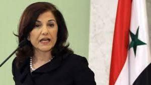 Entretien avec Bouthaina CHAABANE, Conseillère politique du président Bachar el-Assad