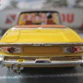 FASCICULE N°19 TRIUMPH STAG ROADSTER 1971 FABBRI LES VOITURES DE JAMES BOND 007 - car-collector.net