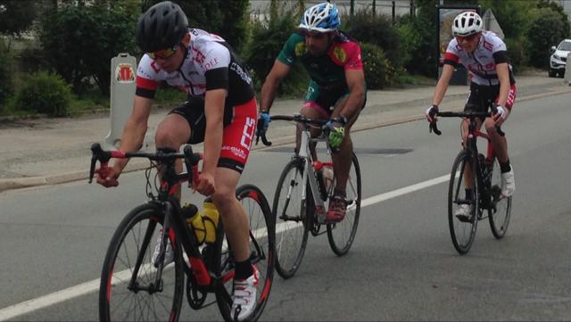 VCO - Pas de podium mais une belle course de Steve - Tonio et Gilles