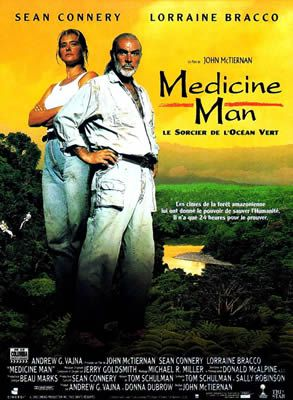 Medicine Man de John McTiernan